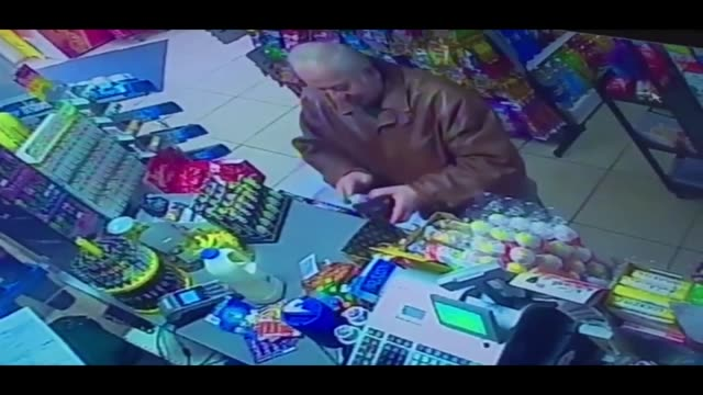 security camera at a salisbury shop shows former russian spy sergei skripal buying milk the week before he was poisoned with a suspected nerve agent.... - toxic substance stock videos & royalty-free footage