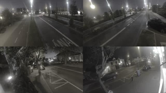 cctv security camera footage - surveillance camera stock videos & royalty-free footage