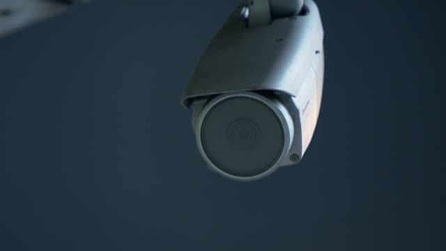cu, security camera, tokyo, japan - privacy video stock e b–roll