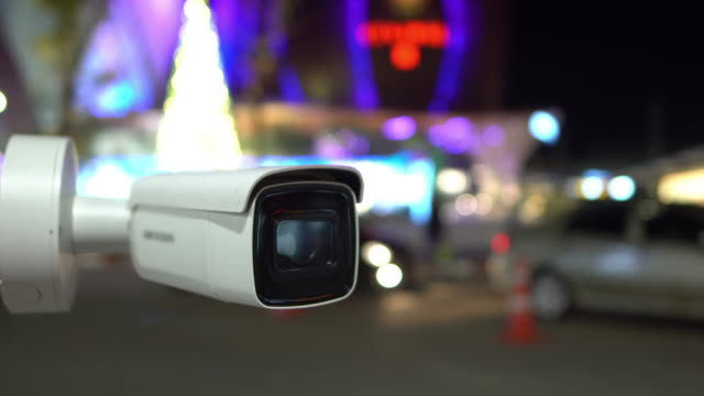 security cctv - surveillance stock videos and b-roll footage