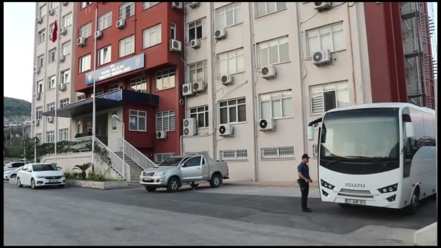 security forces early friday arrested eight people over their alleged links to fetullah terror organization the terror group behind the 2016 defeated... - hatay stock videos & royalty-free footage