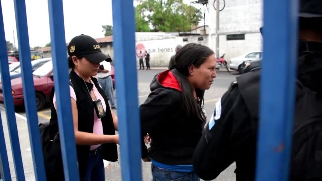 Security forces on Monday launched raids on one of the biggest gangs in Guatemala arresting 64 suspected members in different parts of the country...