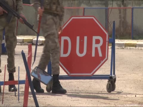 Security forces take precautions after six prisoners related with terrorist organization outlawed Kurdish Workers' Party escape from a jail in...