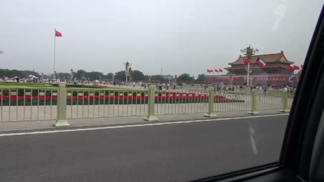 security has been stepped up in beijing on the 25th anniversary of the tiananmen square massacrechina is preventing anyone from commemorating the... - 25th anniversary stock videos and b-roll footage