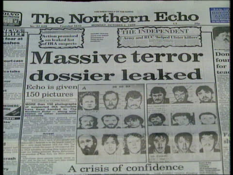 Security leaks investigations Darlington ENGLAND Darlington Allan Prosser Editor quotNorthern Echoquot looks at leaked photo files of suspected...