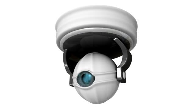 Telecamera di rete-Guardia di sicurezza-alfa included_loop sistema