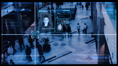 security scan - identity stock videos & royalty-free footage
