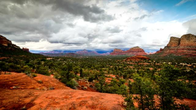 sedona, arizona - red rocks stock videos & royalty-free footage