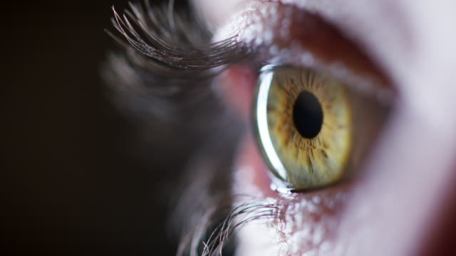 see the world for what it truly is - cornea stock videos & royalty-free footage