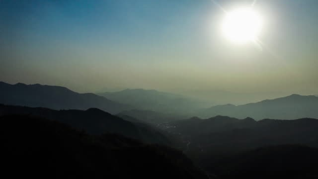 Seeing the beauty of the Great Wall form the sky