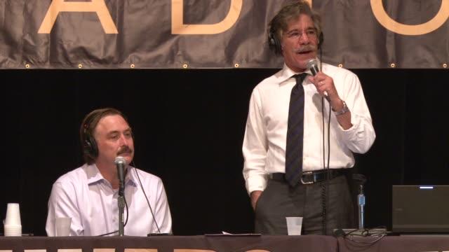 Segment of the 77 WABC Broadcast live from the PUTTING AMERICA BACK TO WORK job fair Geraldo Rivera live from the job fair at The Jacob K Javits...