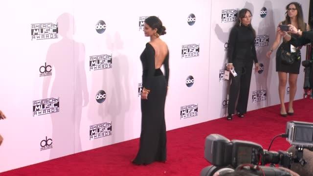 selena gomez at the 2014 american music awards at nokia theatre la live on november 23 2014 in los angeles california - selena gomez stock videos & royalty-free footage