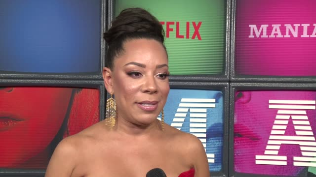 INTERVIEW - Selenis Leyva on her new show at A Netflix Original