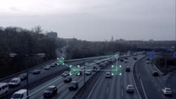 Self Driving Autonomous Cars on Highway