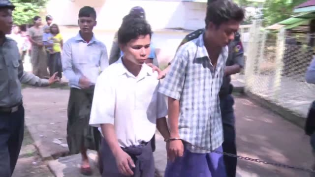self-proclaimed sorcerer who allegedly beat three children to death in an exorcism ritual appears in a yangon court telling reporters he was... - exorcism stock videos & royalty-free footage