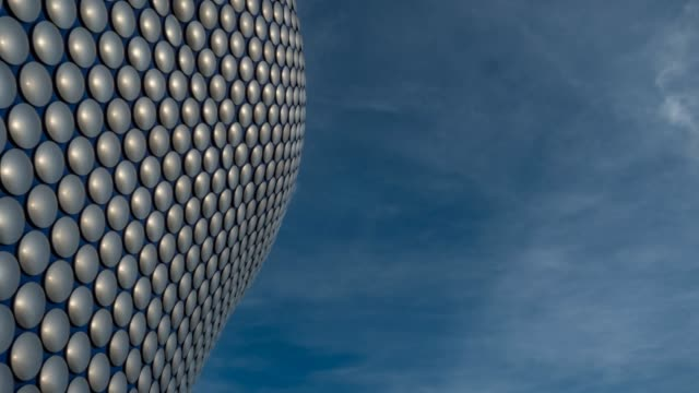 selfridges at the bull ring, birmingham, england, united kingdom, europe - department store stock videos & royalty-free footage