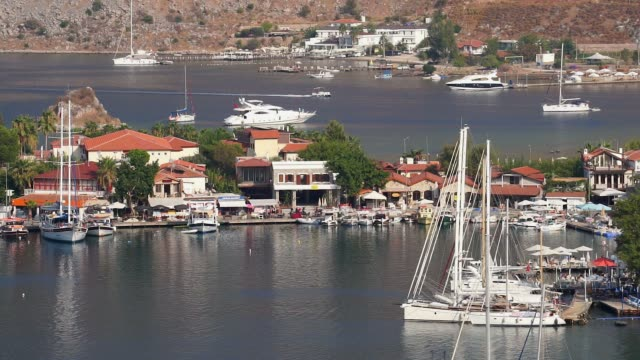 Selimiye town (Marmaris - Turkey)