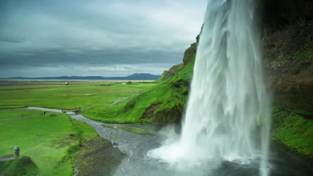 Seljalandsfoss, Iceland - Timelapse