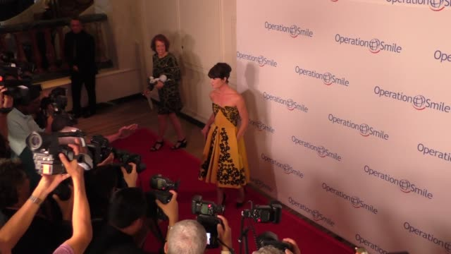 Selma Blair at Operation Smile's 2015 Smile Gala at The Beverly Wilshire Hotel in Beverly Hills at Celebrity Sightings in Los Angeles on October 02...