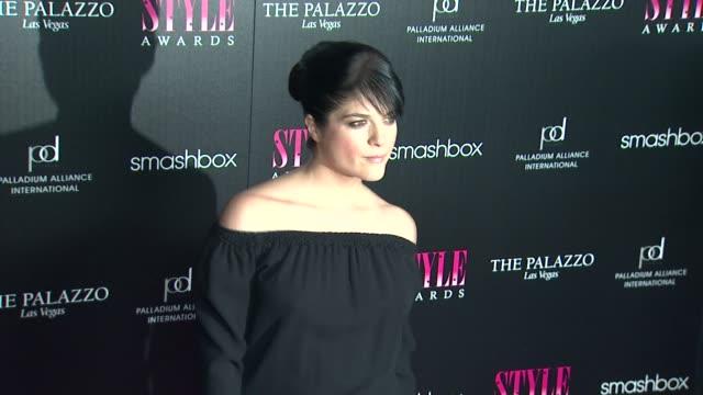 Selma Blair at the 2011 Hollywood Style Awards at West Hollywood CA