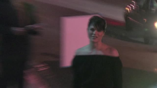 vídeos de stock e filmes b-roll de selma blair at the 2011 hollywood style awards in west hollywood on - west hollywood