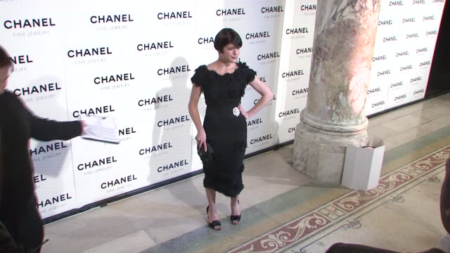 Selma Blair at the Chanel Fine Jewelry's 'Night of Diamonds' at The Plaza Hotel in New York New York on January 16 2008