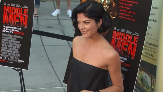 Selma Blair at the 'Middle Men' Premiere at Hollywood CA