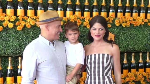 Selma Blair at the sixth annual Veuve Clicquot Polo Classic at Will Rogers Historic State Park in Pacific Palisades at Celebrity Sightings in Los...