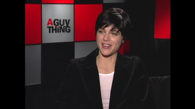 selma blair on waiting to become a film lead - acting stock videos & royalty-free footage