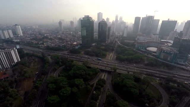 Semanggi Interchange, Fly Toward