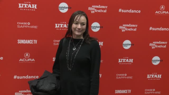 Semi Chellas at the 'Ophelia' Premiere 2018 Sundance Film Festival at Eccles Center Theatre on January 22 2018 in Park City Utah