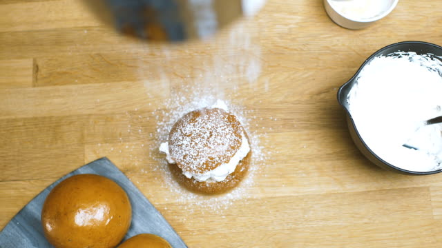 Semla: Traditional Swedish Pastry