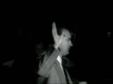 sen joseph mcarthy swears in witness at the trial of julius and ethel rosenberg / washington dc united states - ethel rosenberg stock videos & royalty-free footage