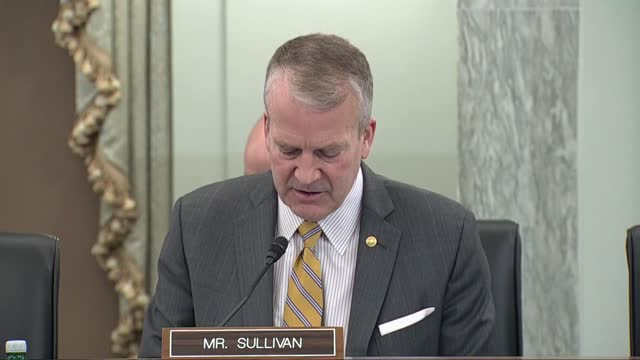 senate commerce subcommittee on security chairman dan sullivan of alaska says at hearing on protecting us interests in the arctic that russia was... - canal do suez stock videos & royalty-free footage