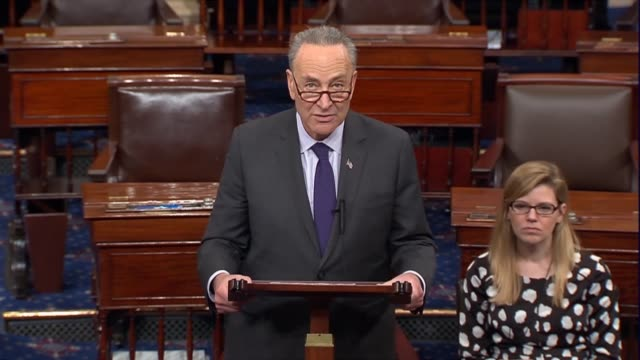 Senate Democratic leader Chuck Schumer of New York says that 60 votes on a Supreme Court nominee would produce a consensus nominee for the Supreme...
