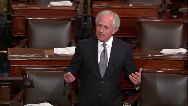 Senate Foreign Relations Committee Chairman Bob Corker says prior to a confirmation vote for Mike Pompeo to be Secretary of State that the State...