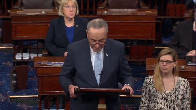 Senate Minority Leader Charles Schumer of New York says that independent experts have stated that the Supreme Court is much more conservative than at...
