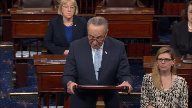 Senate Minority Leader Charles Schumer of New York says that he hopes that he can work with Majority Leader Mitch McConnell to ensure the 60vote...