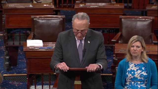 Senate Minority Leader Chuck Schumer asks a day after Justice Anthony Kennedy announced retirement if anyone believe a nominee vetted on a list would...