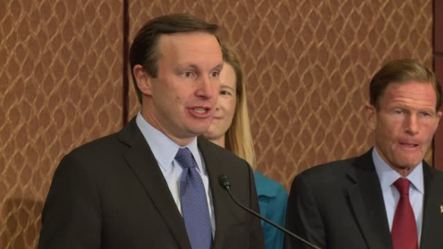 Senator Chris Murphy of Connecticut brings forward the need to regulate guns and ownership following the mass shooting in Las Vegas This legislative...