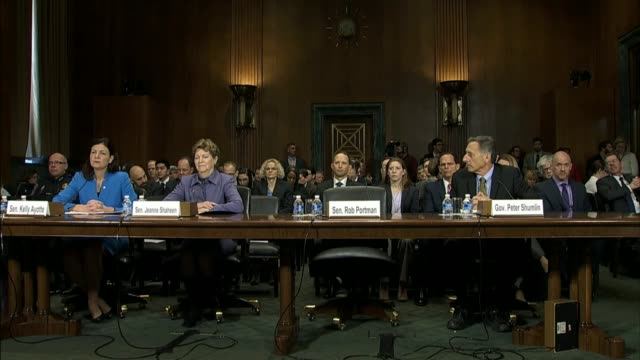 senator chuck grassley of iowa chairman of the senate judiciary committee says in opening a hearing on opioid and prescription drug abuse that... - prescription drug abuse stock videos & royalty-free footage