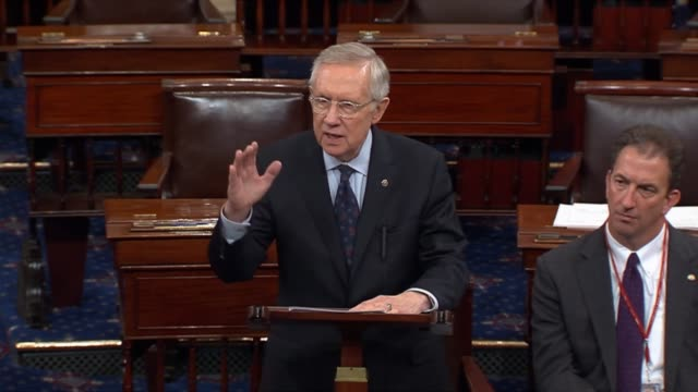 Senator Harry Reid of Nevada says lawmakers have the ability to act on legislation to prevent many of the message shooting incidents in the country...