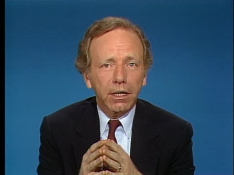 senator joseph lieberman feels that many consumers will be priced out of the cable television market unless the industry is regulated - cable tv stock videos & royalty-free footage