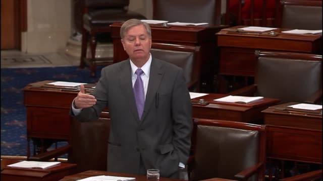 Senator Lindsey Graham admits that a lower carbon economy will be beneficial over time