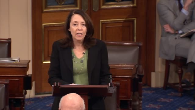 Senator Maria Cantwell offers her amendment to strike language in the tax cuts and jobs act requiring oil development in the Arctic national wildlife...