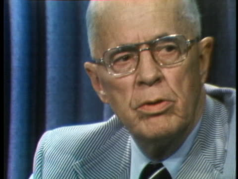 senator norris cotton comments on us vice president spiro agnew's request for a congressional inquiry into allegations of him receiving kickbacks. - request stock videos & royalty-free footage