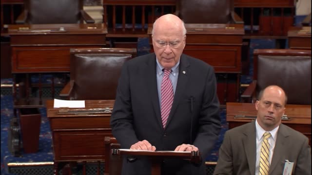"Senator Pat Leahy of Vermont says of Obama administration ""they were prepared to walk away from negotiations with Iran"