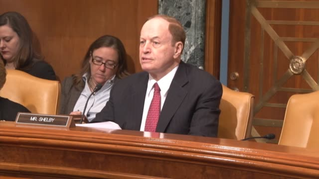 Senator Richard Shelby of Alabama says in prepared remarks at a hearing to discuss the president Obama an executive action to deal with gun violence...