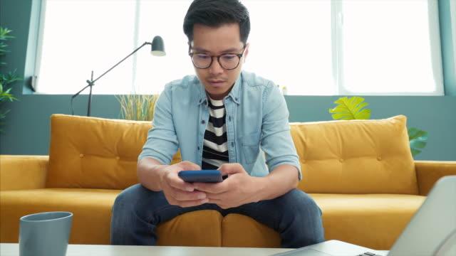 sending an online message. - sending stock videos & royalty-free footage