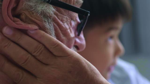 senior caucasian man at home - losing virginity stock videos & royalty-free footage
